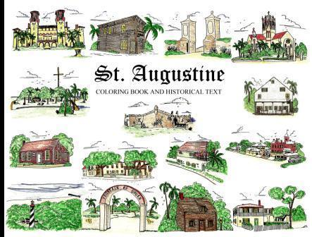 book critique of st augustine as St augustine beach is a wide, spacious atlantic ocean beach reminiscent of beaches i visited in the carolinas the waves are relentless, at least when i visited, so poor swimmers may not.